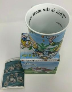 NEW PAUL CARDEW  ALICE IN WONDERLAND Coffee Tea Mug Cup Desi