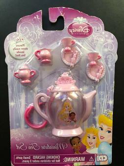 New Disney Princess Cinderella, Sleeping Beauty & Tiana Mini