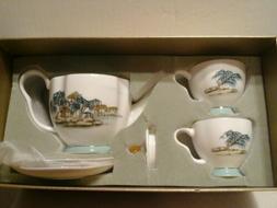 Miracle Dynesty Bone China tea set