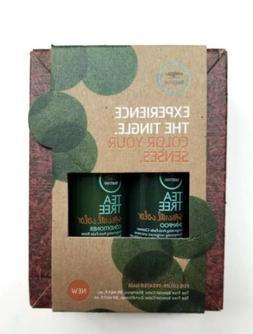 PAUL MITCHELL NEW Tea Tree Color Your Senses Shampoo + Condi