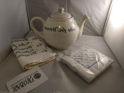 Newport Mansions 'Votes For Women' Decorative Tea Set