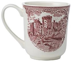 Johnson Brothers 2-42562-1153 Old Britain Castles Pink Mug,
