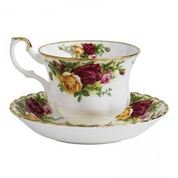 Old Country Roses Formal Tea Cup and Saucer