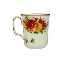 Royal Albert Old Country Roses Holiday Mug