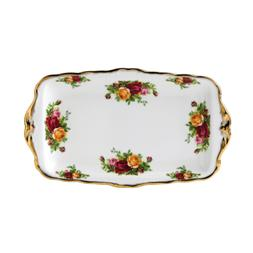 Royal Albert 15210136 Old Country Roses 11-3/4-inch Sandwich