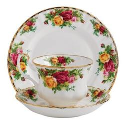 Royal Albert Old Country Roses 3 Piece Set , Multicolor by R