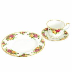 Royal Albert Old Country Roses 3 Piece Set , Multicolor