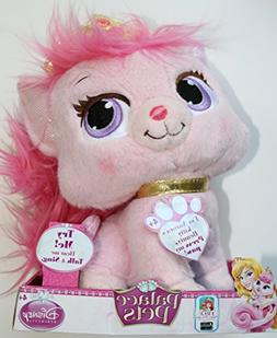Disney Palace Pets Auroras Kitty Beauty 9 Plush Talk & Sing