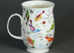 DUNOON PARADISE Fine Bone China SUFFOLK Mug #1B