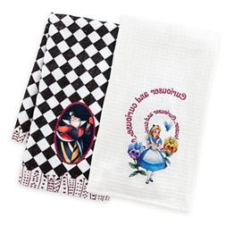 Disney Parks Alice in Wonderland Queen of Hearts Kitchen Dis