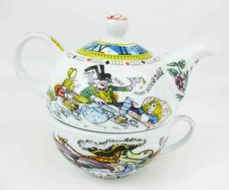 paul alice in wonderland tea for one