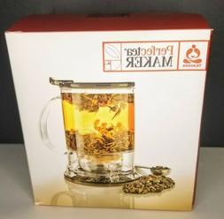 New Teavana PerfecTea Tea Maker 16oz perfect cup every time