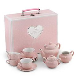Things Remembered Personalized Kids Porcelain Tea Set with C