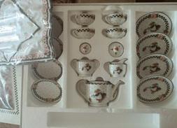 Porcelain tea sets for kids Mary Engelbrait