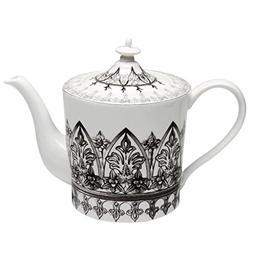 Grace Teaware Porcelain Teapot With Lid