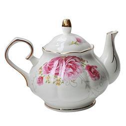 Jomop Pottery Teapot Cool Gift For Tea Lovers Handmade Ceram
