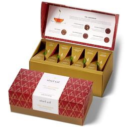 Tea Forte Presentation Box Presentation Box Tea Sampler Gift