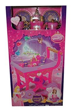 Disney Princess ~ Sleeping Beauty Magical Tea Cart  Piece