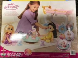 🎄 Disney Princess Tea Cart with Tea Play Set 🎄 2020