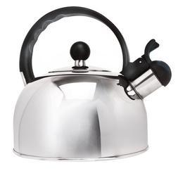 Primula PTK-6525 2.5 qt. Metal Whistling Tea Kettle