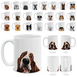 Puppy Design 11 OZ Mug Creative Ceramic Coffee Water Porcela