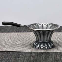 Pure Silver Handmade Foot Silver 999 Composite <font><b>Tea<
