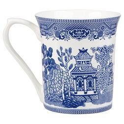 Churchill Queens Blue Willow Fine Bone China Gift Coffee Tea
