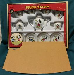 RARE Walt Disney's Mickey Mouse Collector's Schylling 13-p