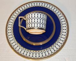 Wedgwood - Renaissance Gold - 5 Piece Place Setting