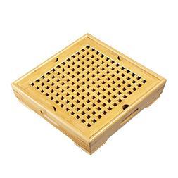 Tea Talent Reservoir Type Bamboo Tea Tray - Japanese / Chine