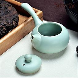 XDOBO Retro Chinese Authentic Ru Porcelain Teapot – Kungfu