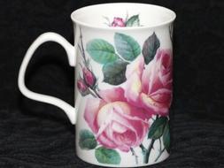 ROY KIRKHAM ENGLISH ROSE Fine Bone China ELEANOR Mug #1a