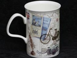ROY KIRKHAM PASTIMES Fine Bone China LANCASTER Mug #1b