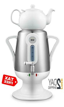 Saki Electric kettle 3.2 l 110 V Samovar Tea Maker with Porc