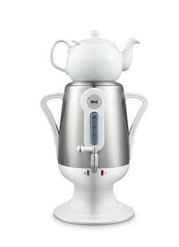 Saki Electric kettle  Samovar Tea Maker with Porcelain Tea-P