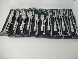 Oneida Satin Nocha Casual Flatware Set, Service for 4 Spoon,