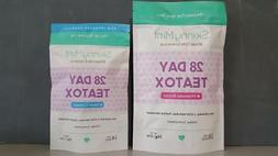 Set - Skinny Mint 28 Day Teatox Morning Boost & Night Cleans