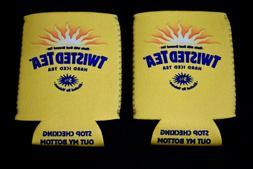 Twisted Tea Hard Iced Tea Unwind with a Twist 12 oz Yellow