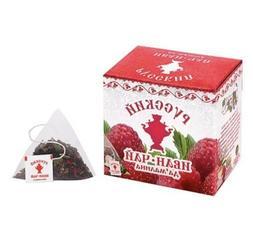 SET OF 2 ~ Ivan Tea with Raspberry, 10 pyramids ~ Fresh Herb
