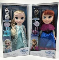 Set Of Disney Frozen Tea Time with Princess Anna and Sven &