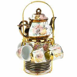 set tea cup and saucer tea cups