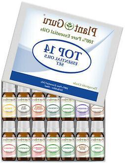 Essential Oil Set 14-10 ml Therapeutic Grade 100% Pure Frank