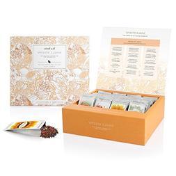 Tea Forte Single Steeps Loose Herbal Leaf 28 Different Serve