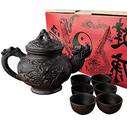Sipping Tea Set 8 Pieces made with Premium Quality Chinese Y