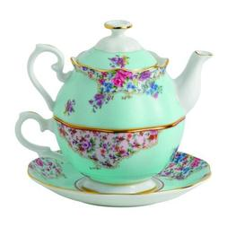 Royal Albert Sitting Pretty Tea For One- 16.6 oz