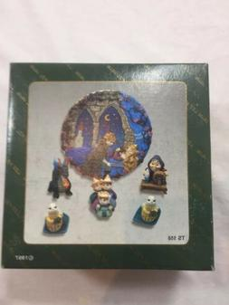 Sleeping Beauty Miniture Tea Set 1997 Popular Imports TS 558