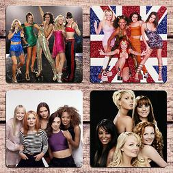 Spice Girls Coaster Set NEW Up Your Life Wannabe British For