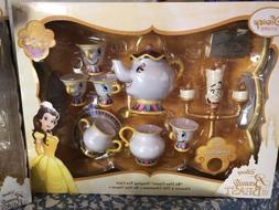 Disney Store Beauty and the Beast ''Be Our Guest'' Singing T