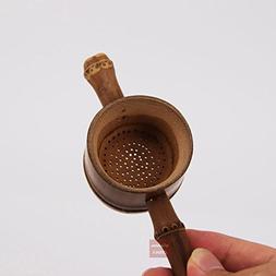 """Bamboo"" Tea Strainer Chinese Bamboo Cha Dao Set Gongfu Acce"