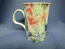 SWEET MEADOW free shipping FINE  BONE CHINA mug Roy Kirkham,